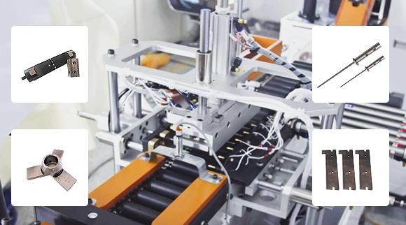 锂电池生产设备零配件