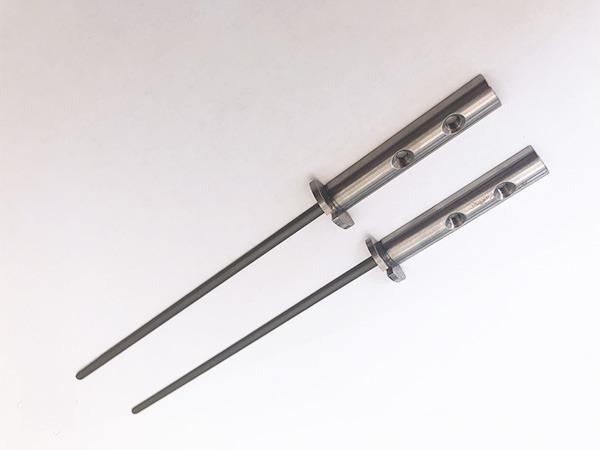 圆柱钨钢卷针