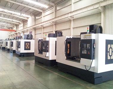 CNC加工设备